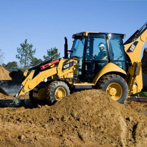 Backhoe & Mini Excavators