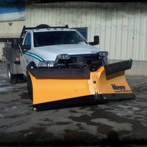 Snow Plows & Ice Control