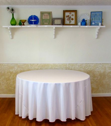 """120"""" Round Tablecloth"""