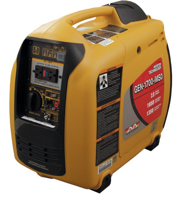 Mi-T-M 1700 Watt Portable Electric Inverter Generator