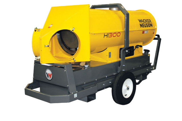 DIESEL #2 INDIRECT DUCTABLE 300,000 BTU  HEATER