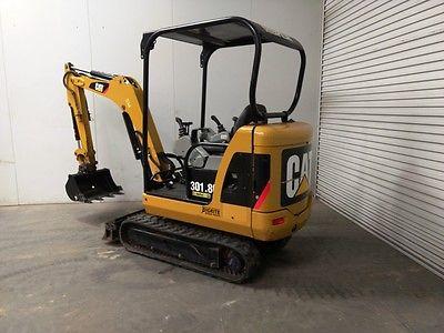 Caterpillar - 301.8 Compact/Mini Excavator