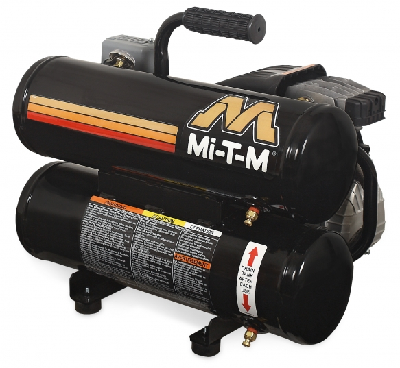 Air Compressor 4.1cfm Elec.