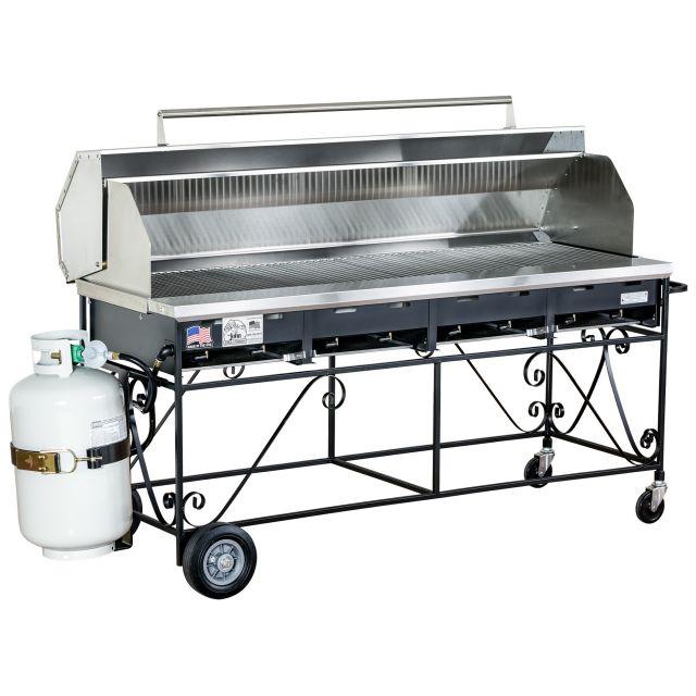 8-Burner Propane Grill