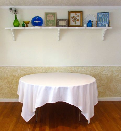 85x85 Square Tablecloth Inventory Time Equipment Rental Sales