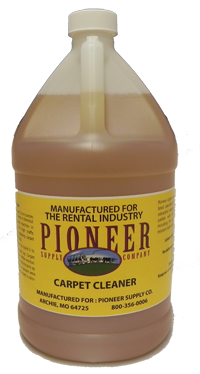 Carpet Cleaner Shampoo