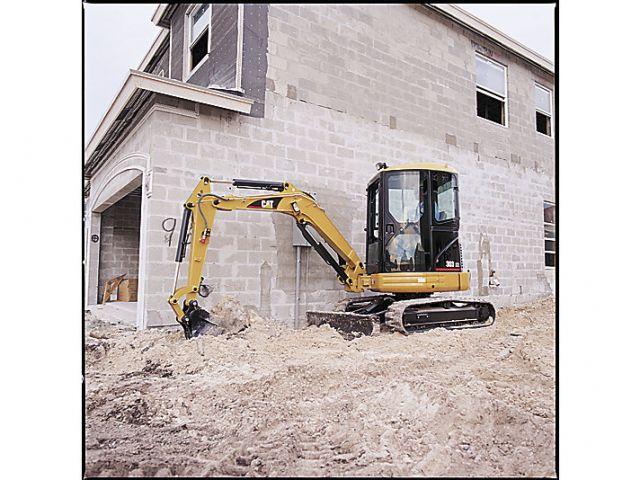 Cat Mini Excavator 303cs