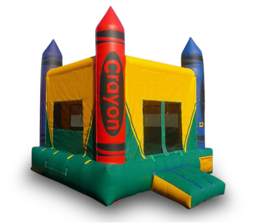 Crayon Bounce Ride