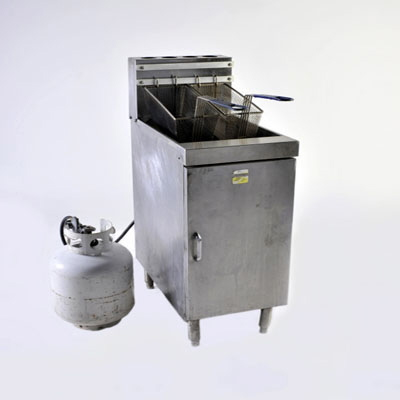 Propane Commercial Deep Fryer