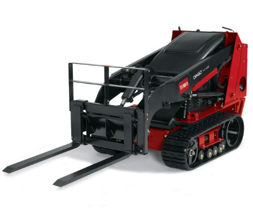 Pallet Fork Attachment for Toro Dingo