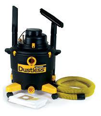 16 Gal HEPA Wet Dry DustlessVac