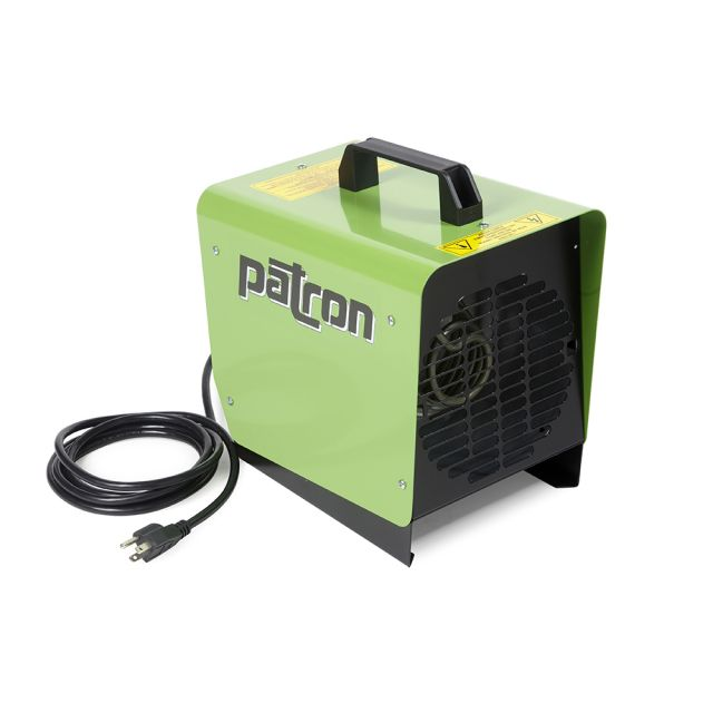 Patron E1.5 120V, 1.5kW Electric Heater - 5,100 BTU/HR