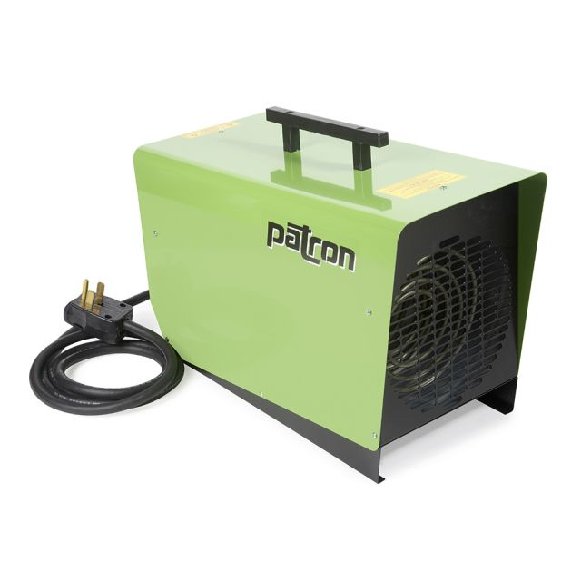 Patron E9, 240V, 9kW Electric Heater,30,000 BTU