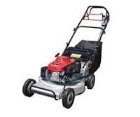 Self-Propelled Honda Gas Mower