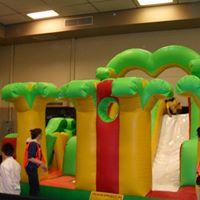 Bounce Kiddy Combo Slide