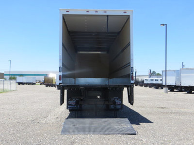 Moving Truck with Liftgate