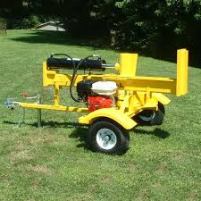 25 Ton 8 hp Log Splitter