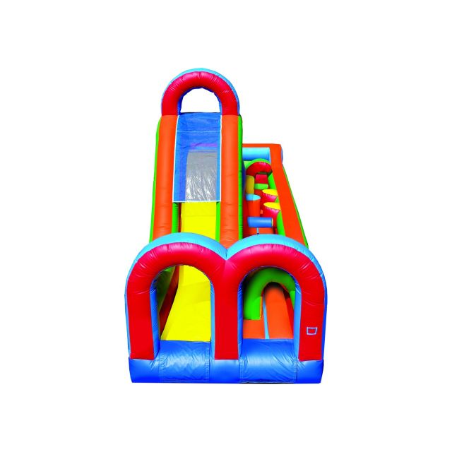 BOUNCE TURBO RUSH (A) ONLY OBSTACLE COURSE