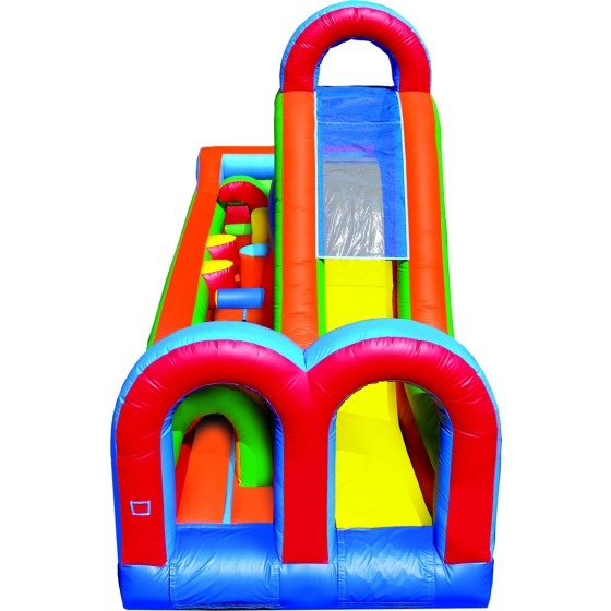 BOUNCE TURBO RUSH (B) ONLY OBSTACLE COURSE