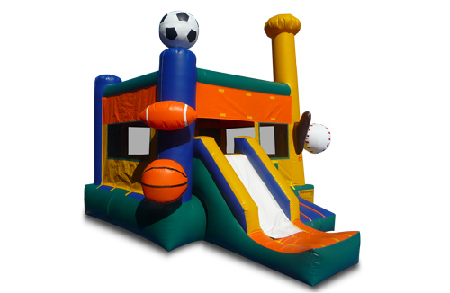 Bounce 3D Sport