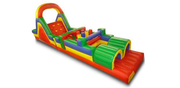 BOUNCE CLASSIC OBSTACLE COURSE