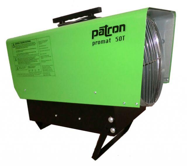 PATRON P50T 195,000 BTU PROPANE HEATER