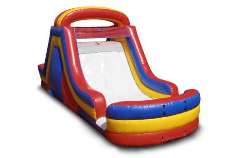 Rock Climb Wet/Dry Slide Bounce