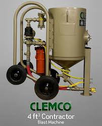 Clemco 2CF Contractor Sand Blaster