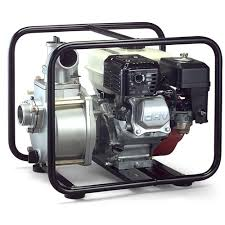 STH-50X 2in Semi-Trash Pump