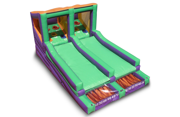 Inflatable Skee Ball Bounce
