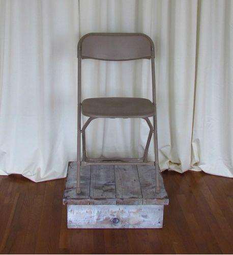 Folding Chairs (Tan)