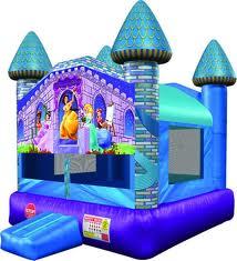 Themed Bounce Castle