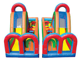 BOUNCE DOUBLE TURBO RUSH (A) & (B) KIT OBSTACLE COURSE
