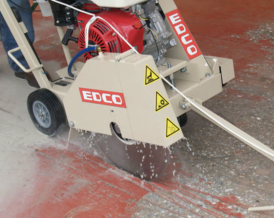 "Walk-Behind Saw 18"" EDCO"